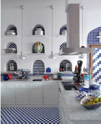ideas for kitchens amalfi coast ceramic tiles