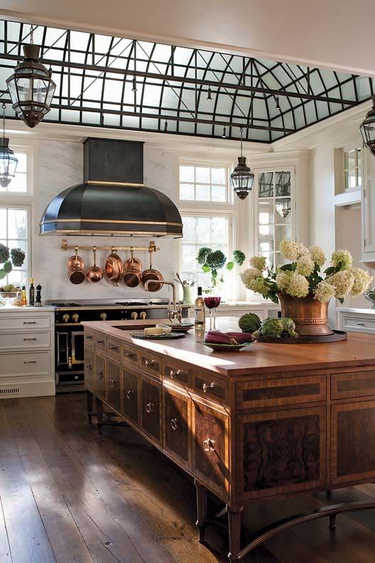 ideas for kitchen edwardian design