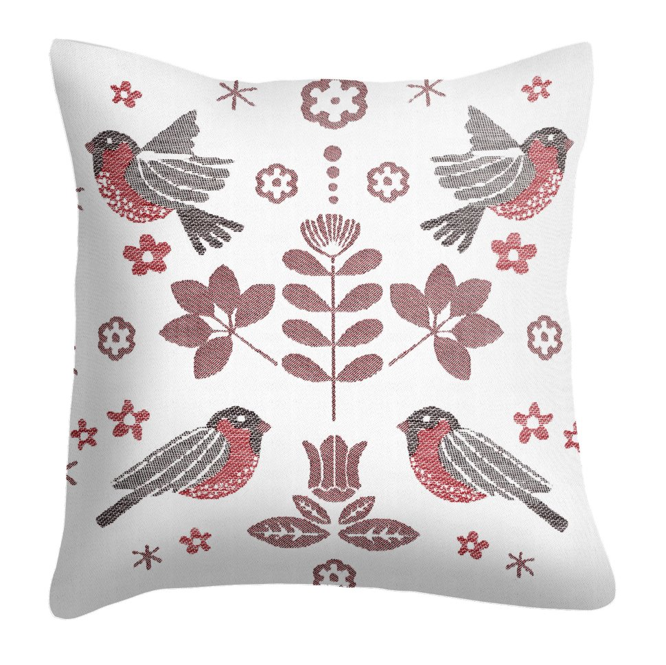 Nordic Christmas decoration nordic patterns cushion